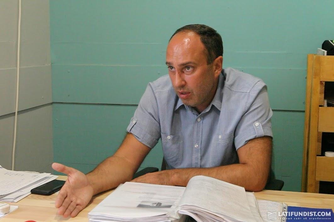 Александр Петков, владелец агропредприятий «Динекс-Агро», «Динекс-Трейд», «Арна», «Влахос»