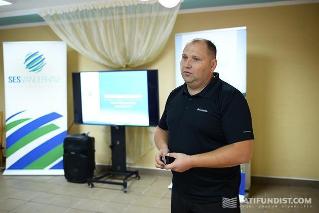 Роман Борисюк, директор по сырью ООО «Радеховский сахар»