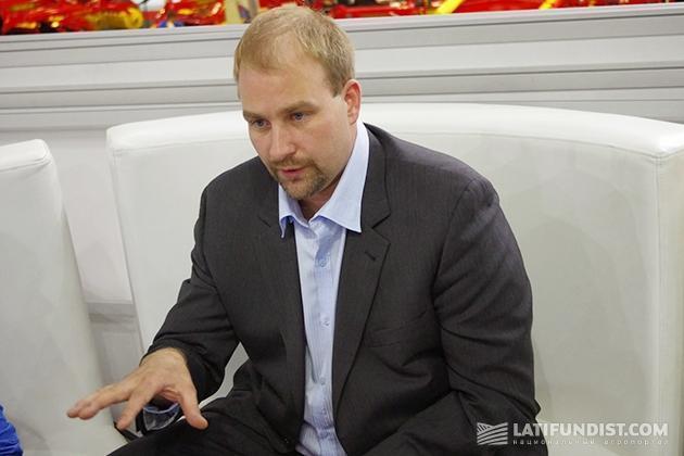 Рудигер Клаас, директор по продажам и маркетингу по Евразии компании Valley