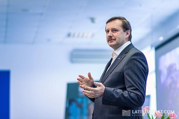 Александр Саврук, декан Киево-Могилянской бизнес-школы