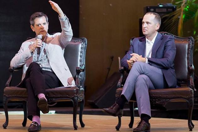 Джон Шморгун и Алексей Павленко на Grain Ukraine 2016