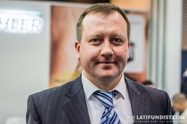 Андрей Шаран, руководитель мукомольного и крупяного направления компании Buhler