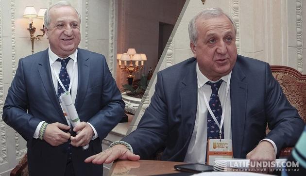 Шевки Аджунер, директор Европейского банка реконструкции и развития в Украине