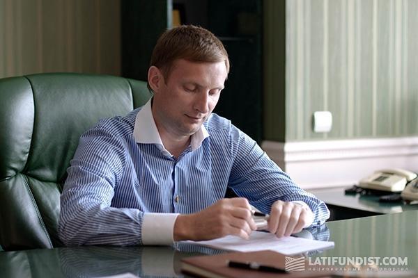 Николай Шпак, председатель правления Национальной акционерной компании «Украгролизинг»