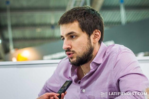 Даниил Шуфани, директор компании «Вариант Агро Строй»