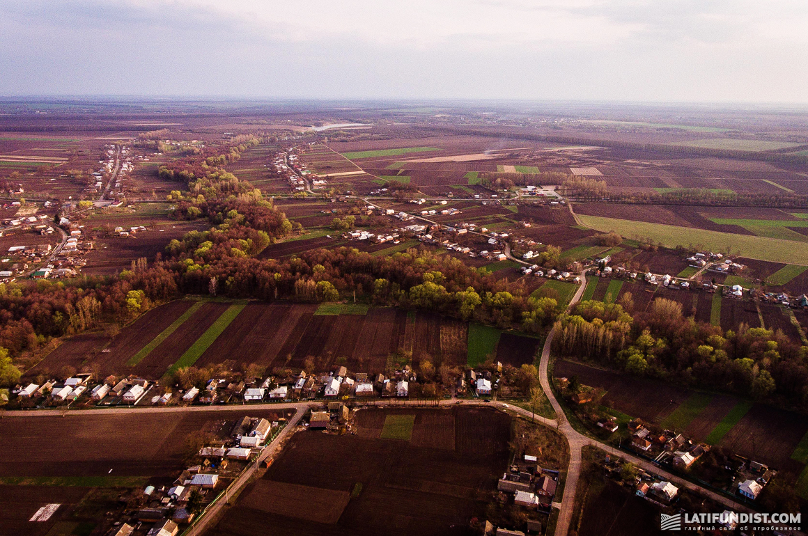 Село Краснополка