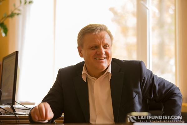 Виктор Скочко, генеральный директор «Агрофирмы им. Довженко»