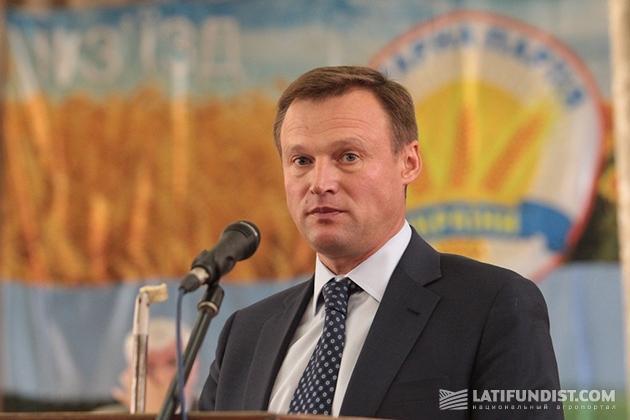 Виталий Скоцик, глава наблюдательного совета группы компаний АМАКО, глава Аграрной партии Украины