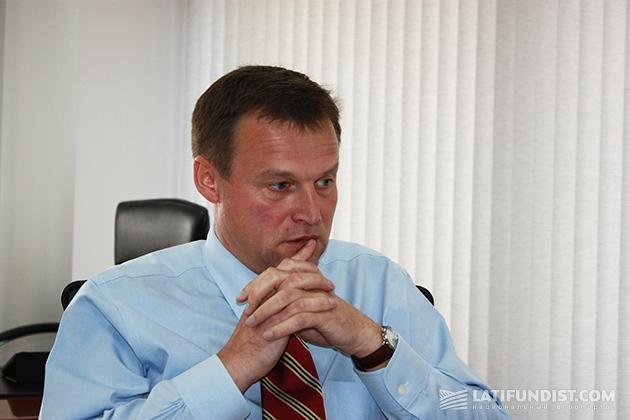Виталий Скоцик, глава наблюдательного совета группы компаний АМАКО