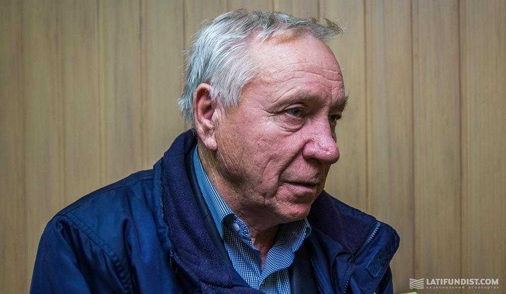 Михаил Спивак, технический директор «Староконстантиновсахар»