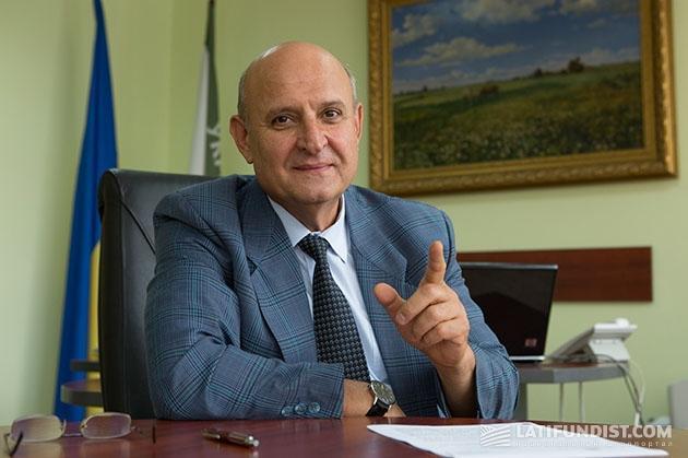 Сергей Стоянов, эксперт аграрных рынков, советник Президента УАК