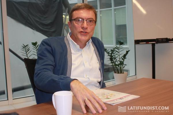 Хайнц Штрубенхофф, руководитель «Программы инвестиций в ресурсоэффективность в Украине» (IFC)