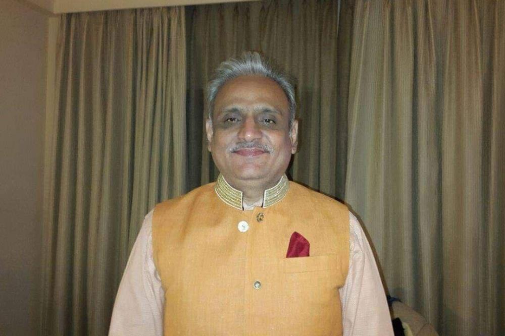 Сандип Баджориа, генеральный директор компании Sunvin Group