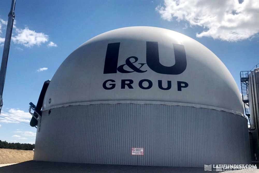 Биогазовый завод I&U Group