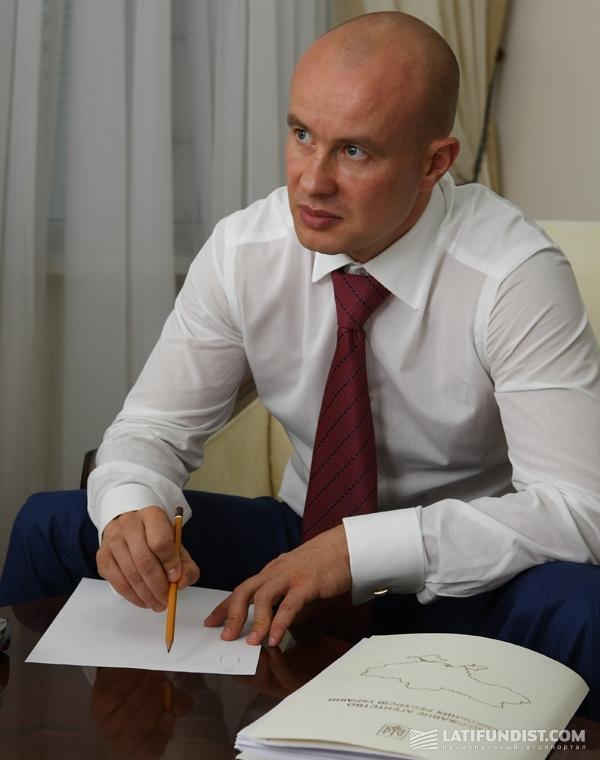 Сергей Тимченко