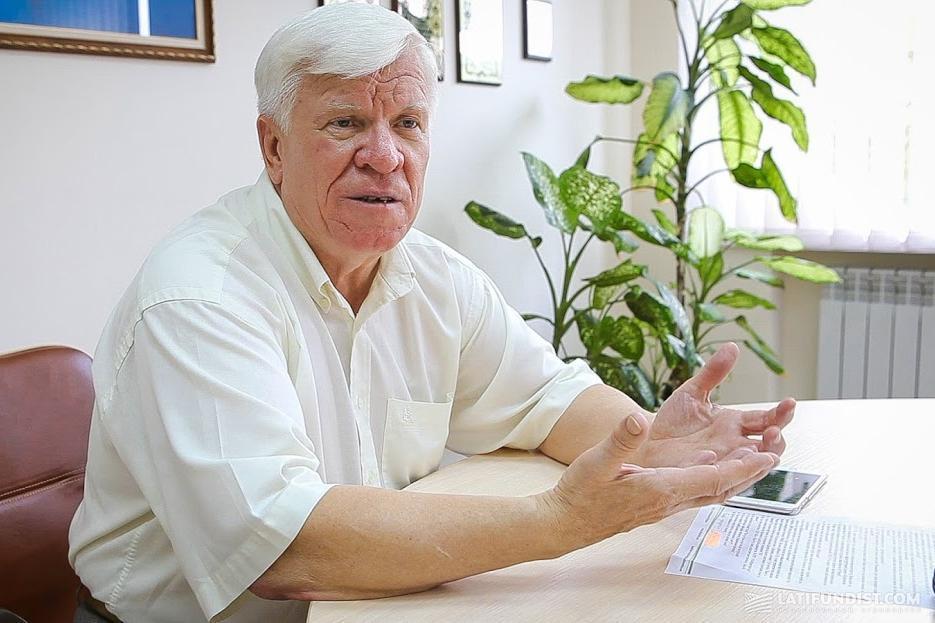 Алексей Вадатурский, генеральный директор компании «НИБУЛОН»