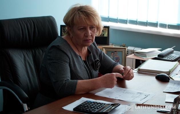 Надежда Вайло, директор ООО «Велетень»