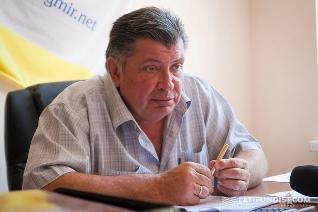 Сергей Вареник, генеральный директор агрофирмы «Брусилов»