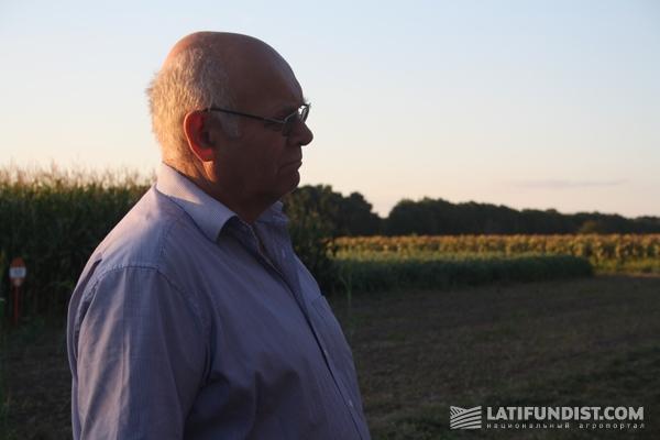 Йоханн Венцель, владелец компании «Дукра Агро»