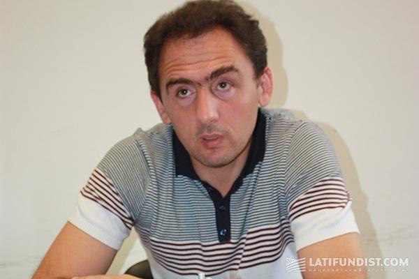 Виктор Димчев, директор ЧАО «Придунайский»
