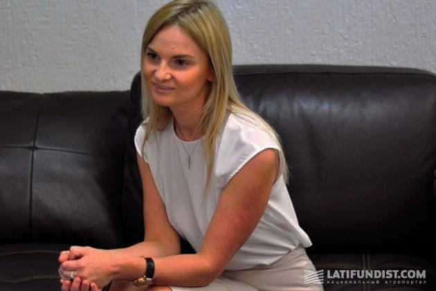Виктория Березкина, финансовый директор Группы «Креатив»