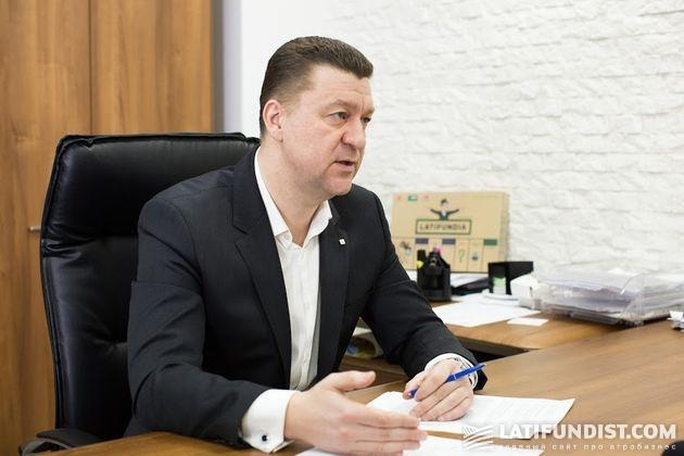 Владислав Винярский, заместитель гендиректора по стратегии и развитию группы «УкрАгроКом»