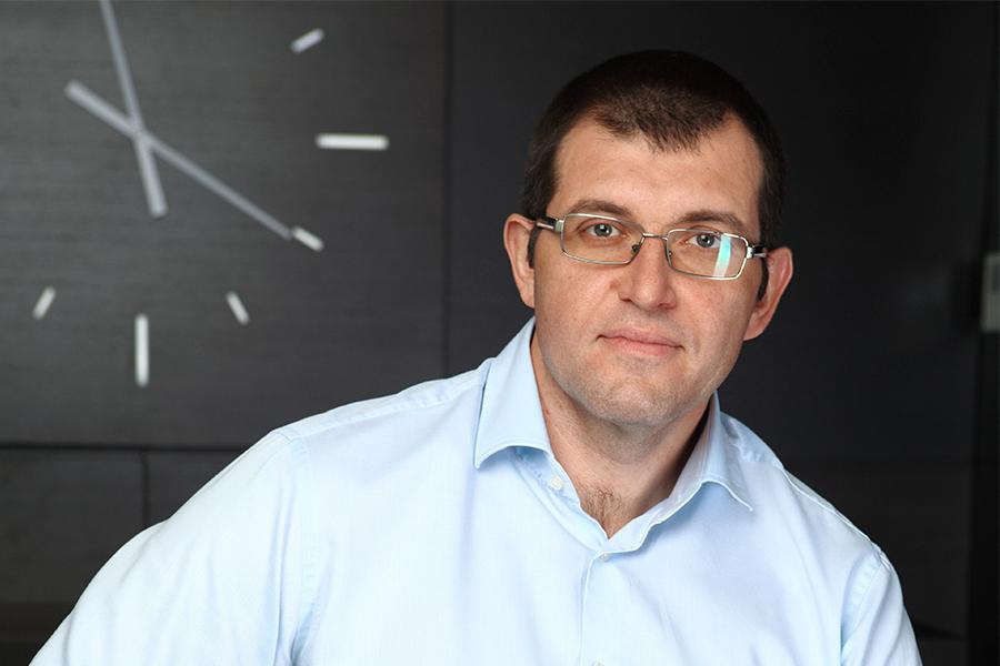 Евгений Осипов, генеральный директор агрохолдинга «Кернел»