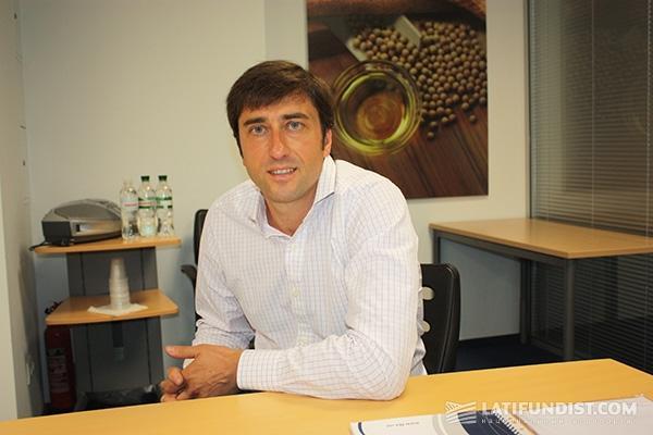 Юрий Заставный, директор проектов компании Bunge Украина