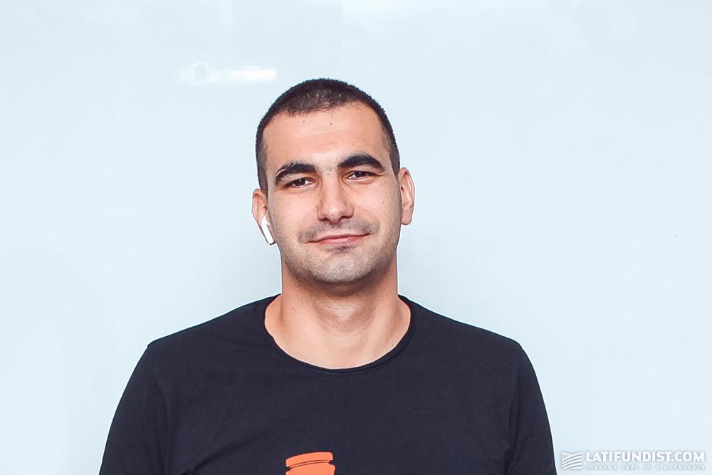 Дмитрий Зулинский, коммерческий директор компании «Бершадь Агроплюс»