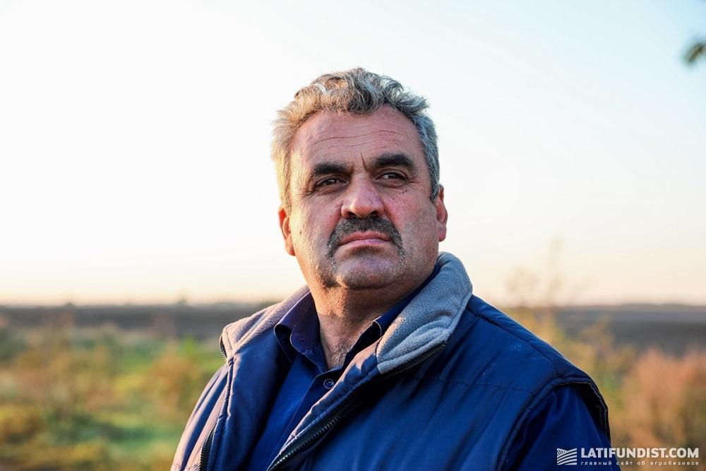 Петр Квашук, директор предприятия «Агролайн Украина»