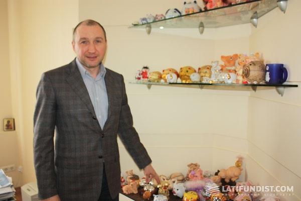 Юрий Акневский, генеральный директор «Бахмутского аграрного союза»