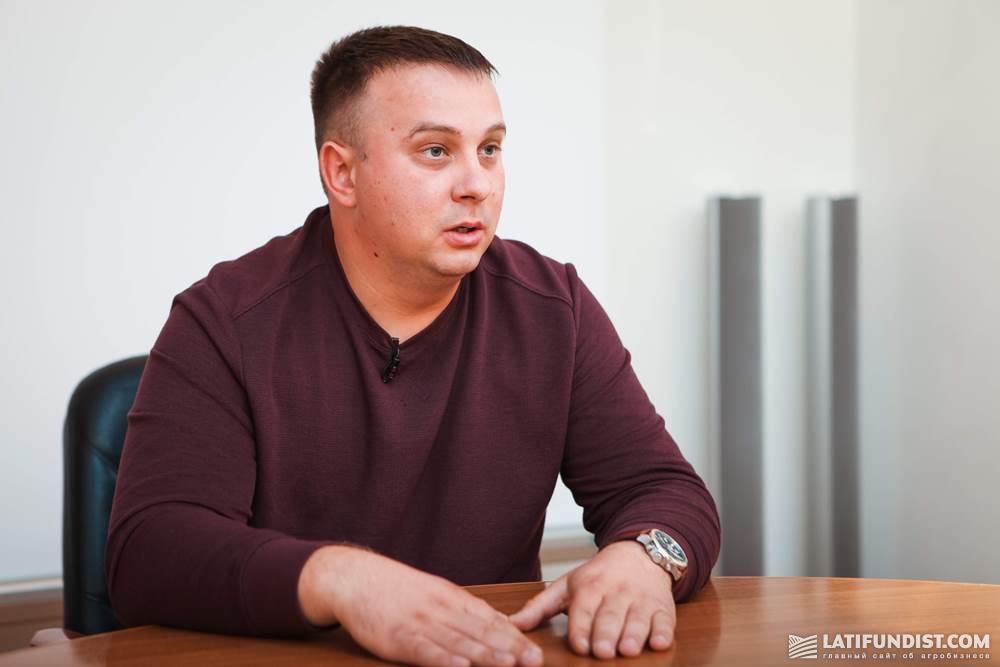 Александр Будник, главный технолог по животноводству «Агрикор Холдинга»