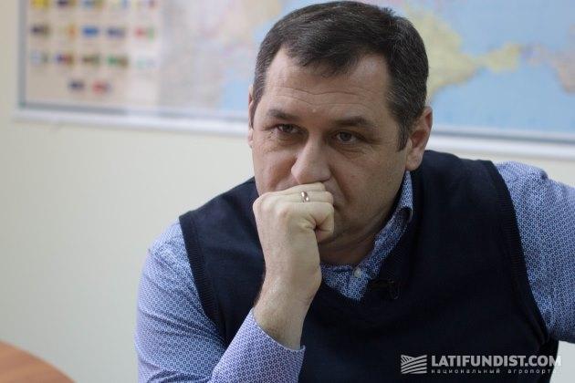 Александр Федоров, генеральный директор «КВС-Украина»