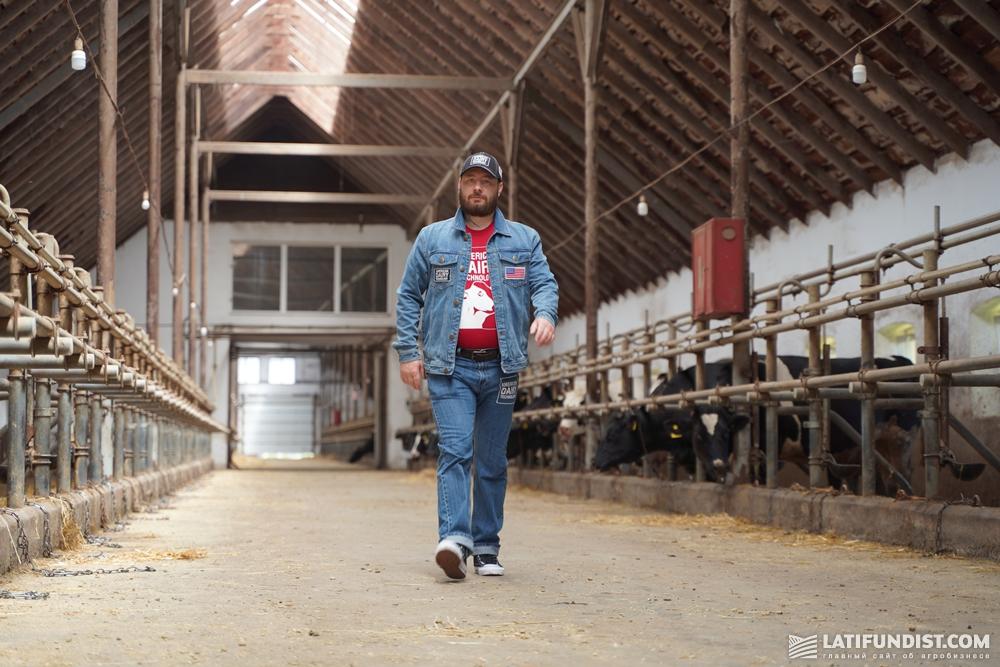 Александр Овчаренко, основатель и генеральный директор American Dairy Technology (ADT)