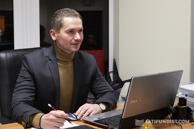 Андрей Кошиль, президент ассоциации «Земельный союз Украины»