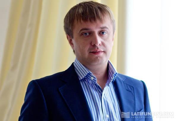 Андрей Гордийчук, председатель агропромышленной корпорации Сварог Вест Груп