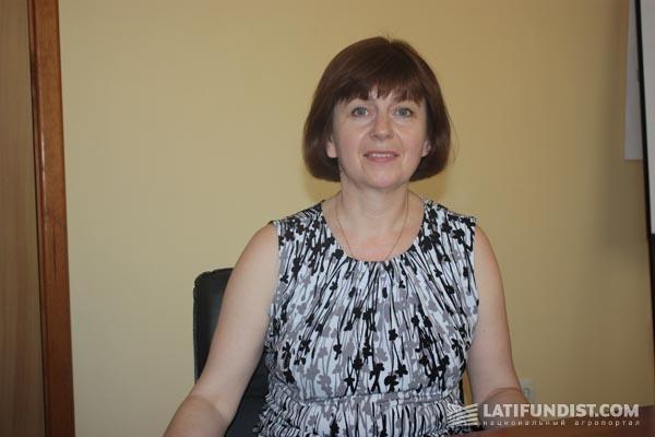 Наталья Гук, HR-директор АСА «Астра»