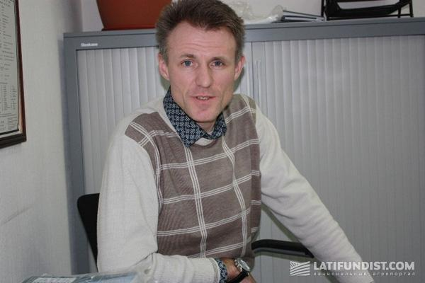 Александр Астраханцев, менеджер по работе с ключевыми клиентами стран СНГ по направлению средств защиты растений компании «Сингента»