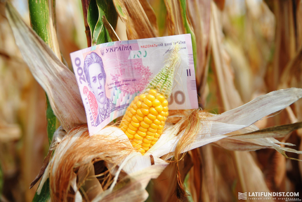 Компании давали фермерам семена в кредит, производители могли рассчитаться зерном. «Бунге Украина» фиксировала эти договоренности в том, что касается сроков, цены