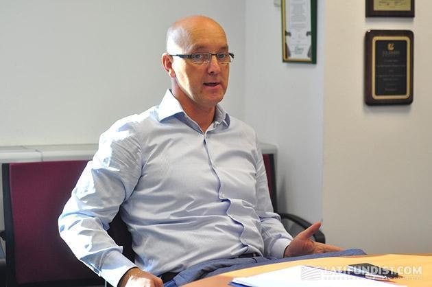 Чаба Молнар, генеральный директор компании DuPont Pioneer в Восточной Европе