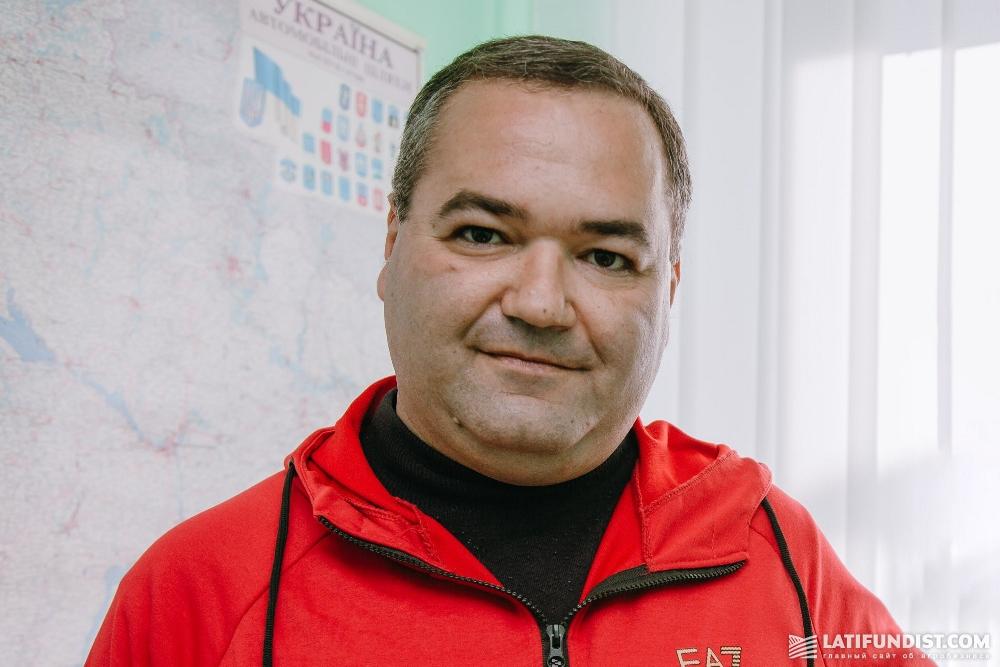 Давит Авагян, руководитель кластера «Бровары», заместитель операционного директора по региональному развитию A.G.R. Group