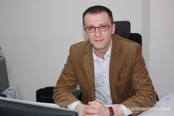 Денис Сазонов, руководитель клиентского маркетинга компании Сингента