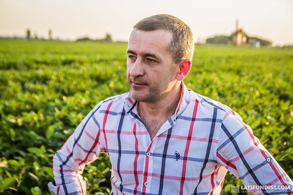 Александр Ременяк, директор «Энселко Агро»
