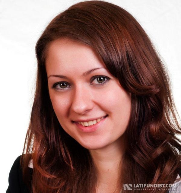 Элеанора Евченко, руководитель рекрутингового агентства «AgriJob» ассоциации «Украинский клуб аграрного бизнеса»