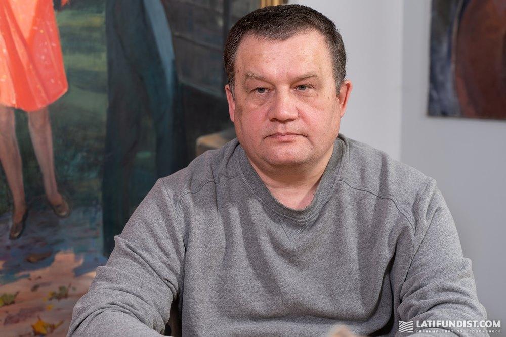 Сергей Игнатенко, основатель компании «Макарово»
