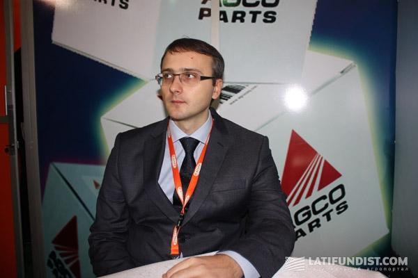 Игорь Губарев, генеральный директор Агростроительного альянса «АСТРА»