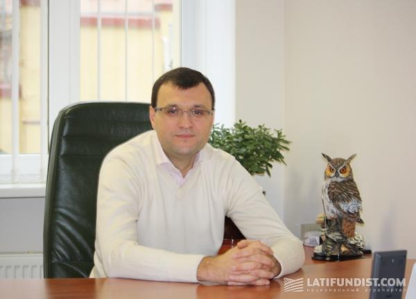 Игорь Макуха, Генеральный директор группы «РОСТОК-ХОЛДИНГ»