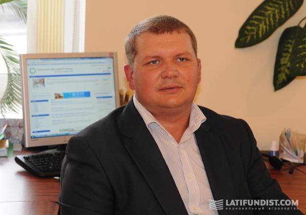 Игорь Стрелюк, эксперт плодоовощного рынка УКАБ