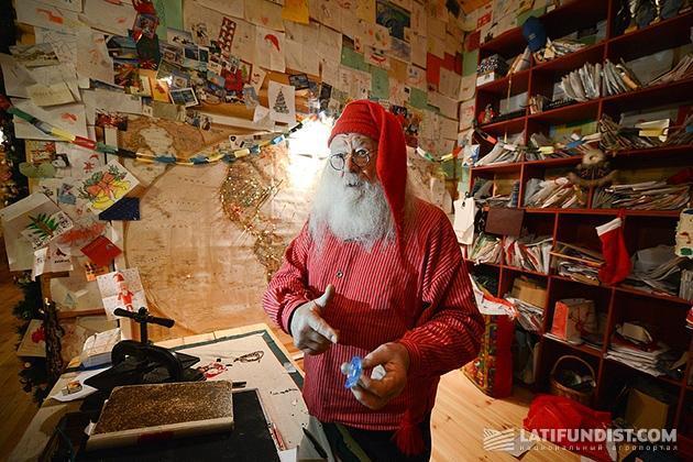 Дед Мороз, главный сказочник страны
