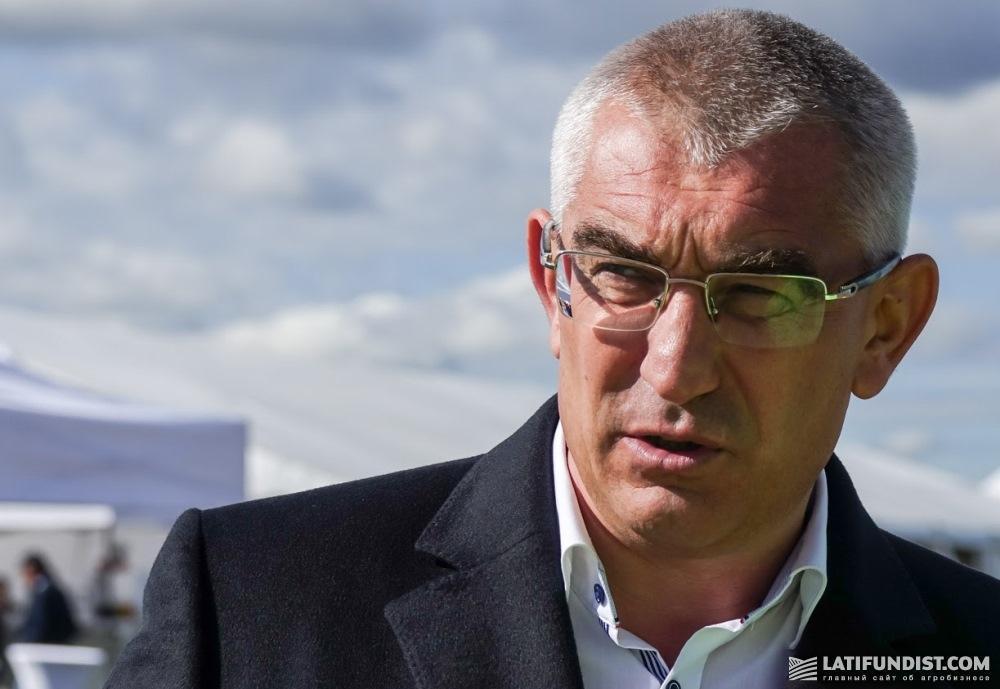 Иван Чайковский, генеральный директор корпорации «Агропродсервис»